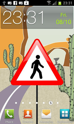 Traffic Signs FULL Wallpaper