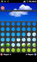 Screenshot of Connect 4 Skydiving Lite