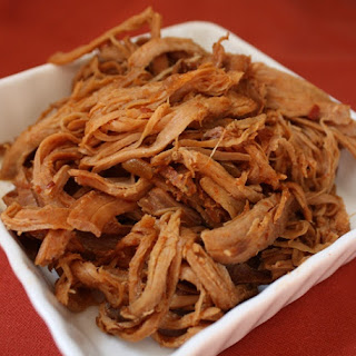 Sweet and Tangy Crockpot Pulled Pork