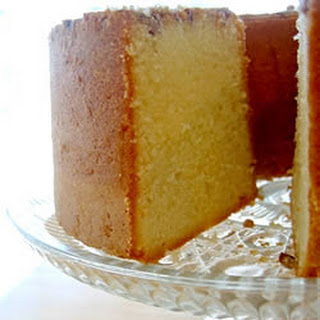 Sour Cream Pound Cake With Cake Flour Recipes