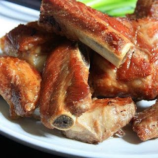 Chinese Takeout-Style Sweet and Sour Spare Ribs
