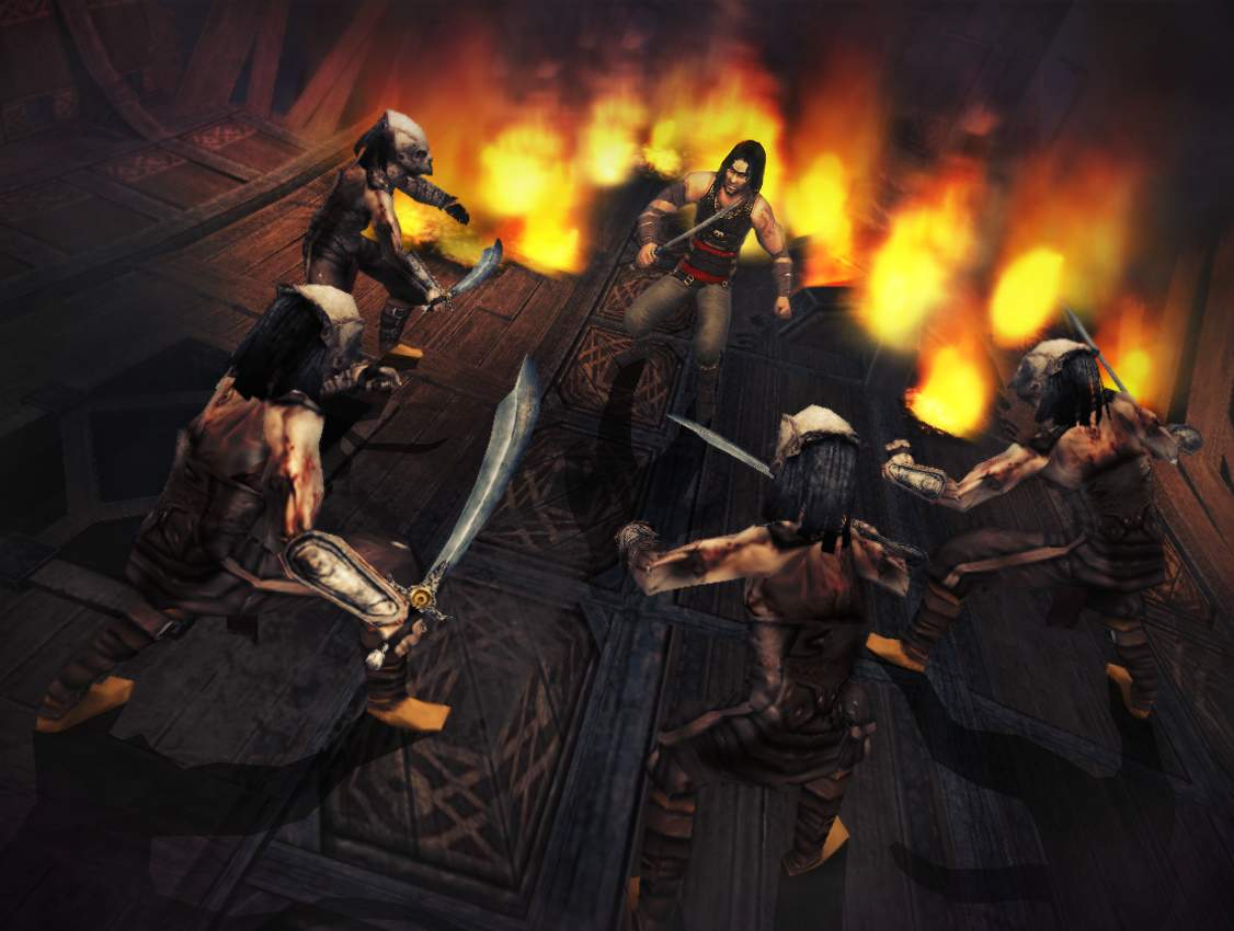 E3 2004: Prince of Persia 2 exposed