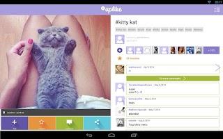 Screenshot of Uplike