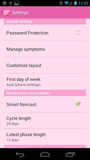 【免費醫療App】Menstrual Calendar Premium-APP點子