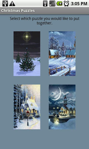 Christmas Puzzles 1 Free
