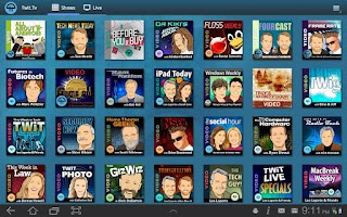 Screenshot of TWiT.TV