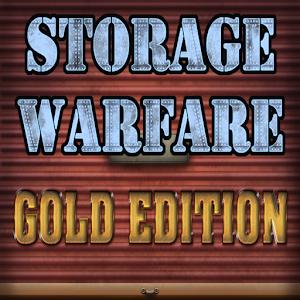 Cover art Storage Warfare: Gold Edition