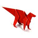 Origami Dinosaur 13 icon