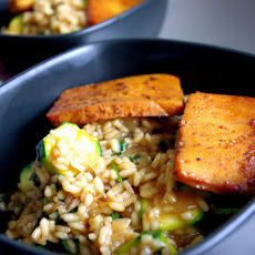 Tofu, Rice and Vegetable Casserole