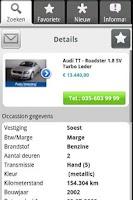 Screenshot of Auto Smeeing OccasionApp