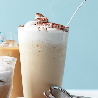 Vanilla Ice Cream Frappe Recipes