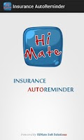 Screenshot of Insurance Autoreminder LIC GIC