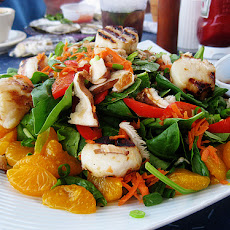 Mandarin Orange Mixed Salad