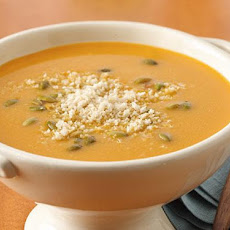 Chiarello's Roasted Butternut Squash Soup