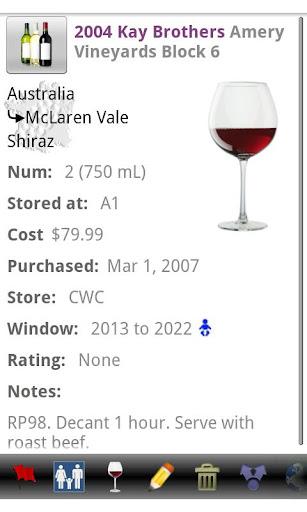 Wine Tracker