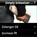 Simply Schweizer News Free icon