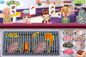 Screenshot of Crazy BBQ