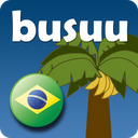Learn Portuguese with busuu! mobile app icon