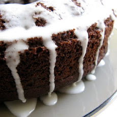 Moms Chocolate Zucchini Cake