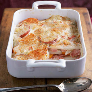 Baby Potatoes Ham Recipes