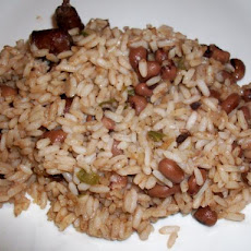 Black-Eyed Peas Jambalaya(Rice Cooker)