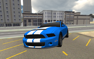 Screenshot of Race Car Driving 3D