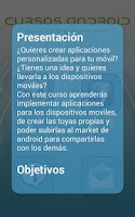 Screenshot of Cursos Android