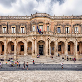 Noto City Hall by Gabriel Catalin - Buildings & Architecture Public & Historical