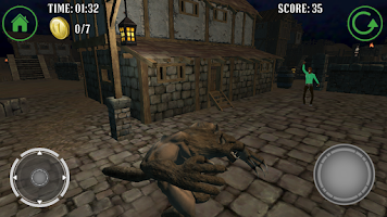 Screenshot of Werewolf Simulator Adventure