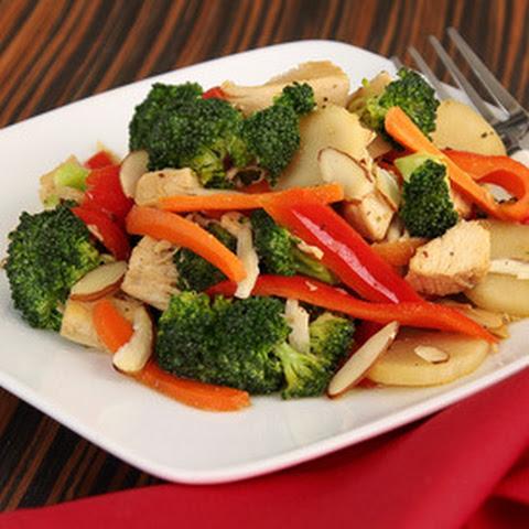 10 Best Chicken Broccoli Cauliflower Stir Fry Recipes   Yummly
