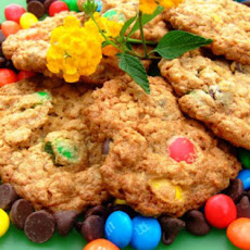 Monster Cookies recipe – 91 calories