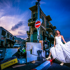 by Shai Ashkenazi - Wedding Bride