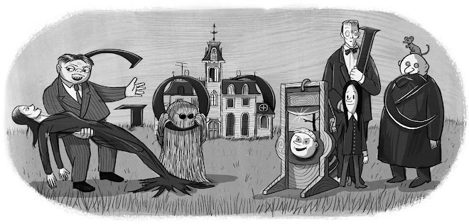 Charles Addams' 100th Birthday