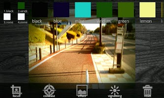 Screenshot of Toy Camera Collection
