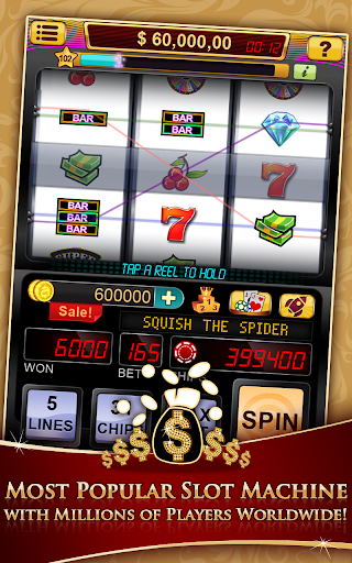 slot-machine for android screenshot