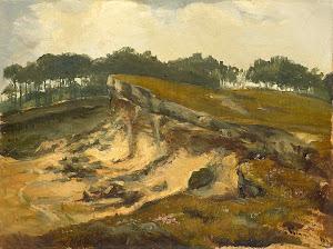 RIJKS: Johannes Tavenraat: painting 1839
