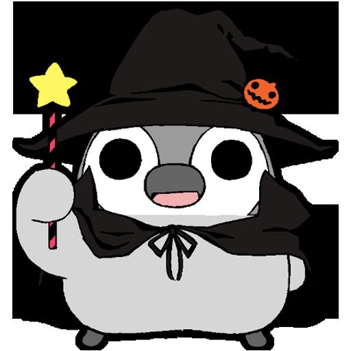 ぺそぎんライブ壁紙「ハロウィン」 無料Halloween待受 個人化 App LOGO-APP試玩