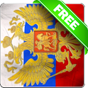 Russia flag free livewallpaper icon