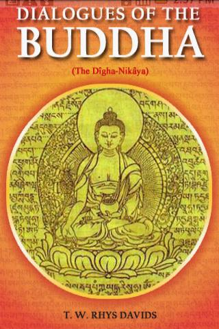 Dialogues Of The Buddha