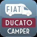 Fiat Ducato Camper Mobile icon