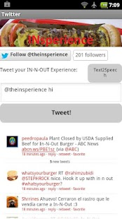 INsperience (IN-N-OUT Blog) - screenshot