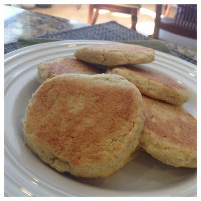 Paleo Maple Breakfast Biscuits