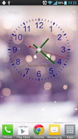 Screenshot of Analog Clock Live Wallpaper