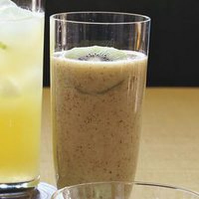 Kick Start Kiwi Smoothie