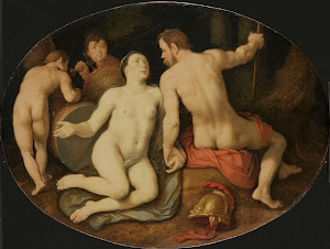 RIJKS: Cornelis Cornelisz. van Haarlem: painting 1628