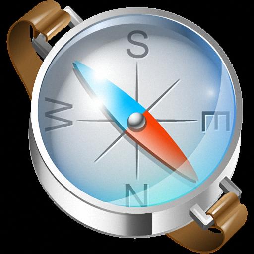 工具App|指南针 LOGO-3C達人阿輝的APP