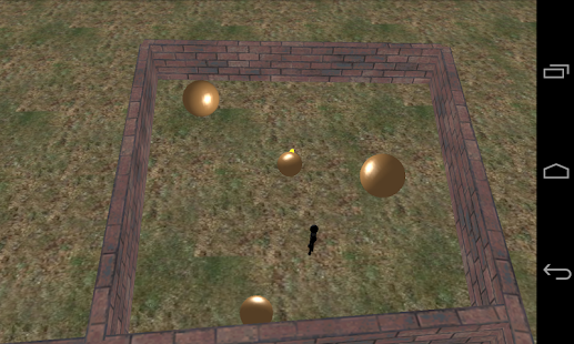 3D Dodgeball - screenshot
