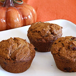 Pumpkin- Gingerbread Muffins