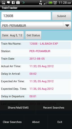 PNR Status Checker