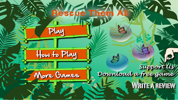 Screenshot of Tap tap butterfly - Free game